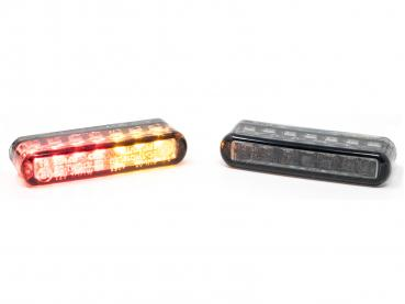 rear lights , talllights and turn signal in one led, dark smoke