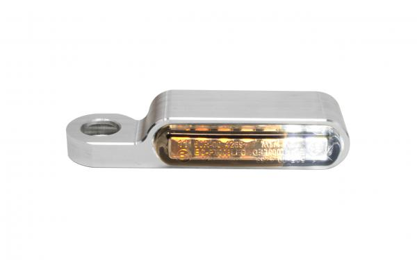 clear glas led