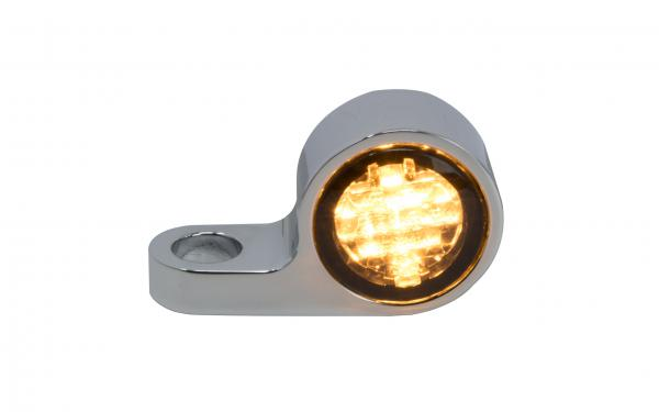 led turn signal in housing