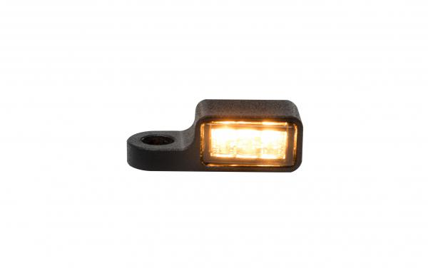 turn signal with inset