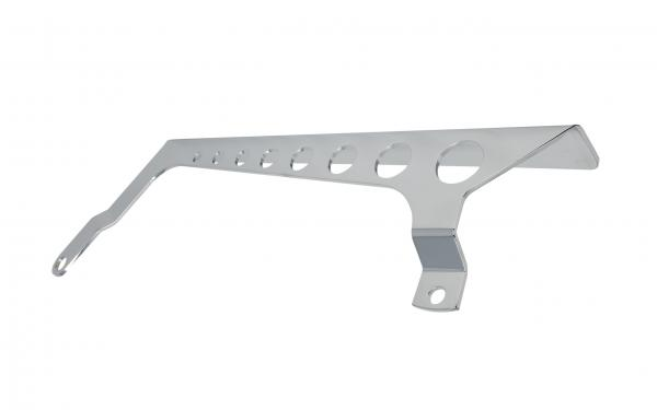 Timing belt guard - round hole - Sportster - 2004-2019
