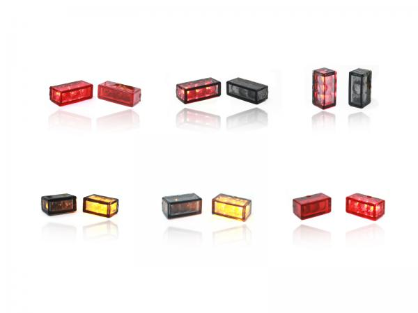 Our Versions  of the Cube LEDs